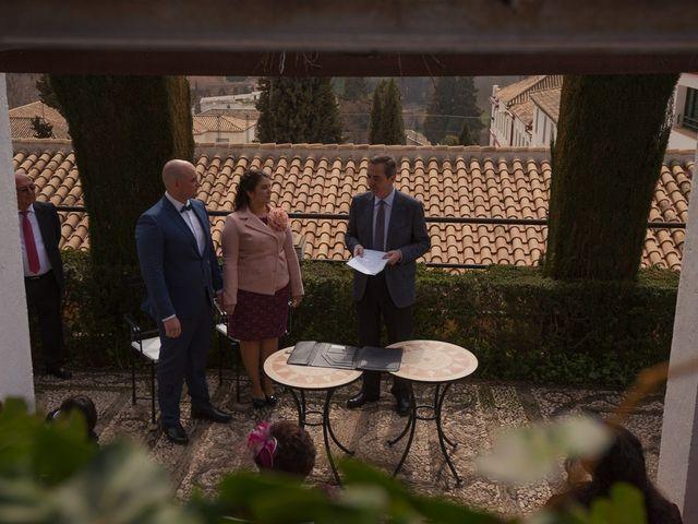 La boda de Juan y Blanca en Granada, Granada 11