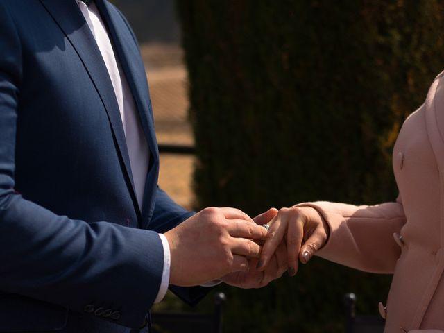La boda de Juan y Blanca en Granada, Granada 12