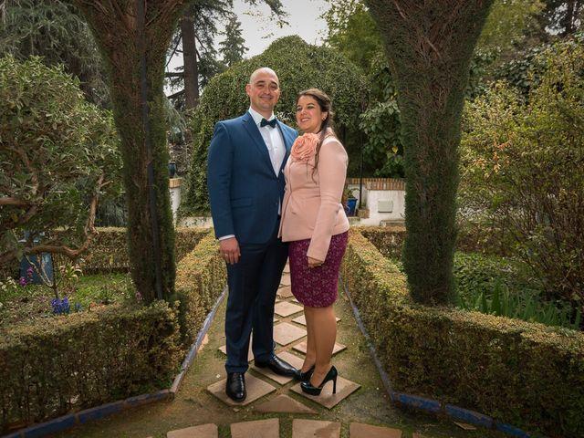 La boda de Juan y Blanca en Granada, Granada 15