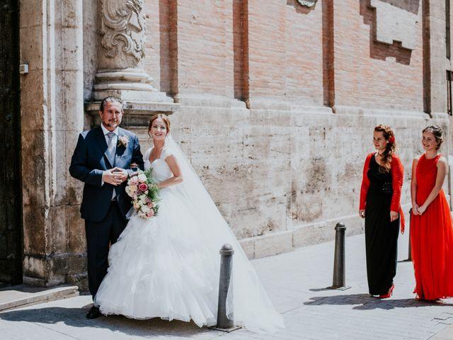 La boda de Ángel y María en Valencia, Valencia 5