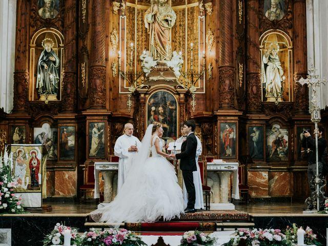 La boda de Ángel y María en Valencia, Valencia 6