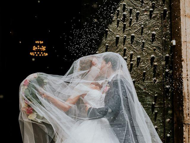 La boda de Ángel y María en Valencia, Valencia 8