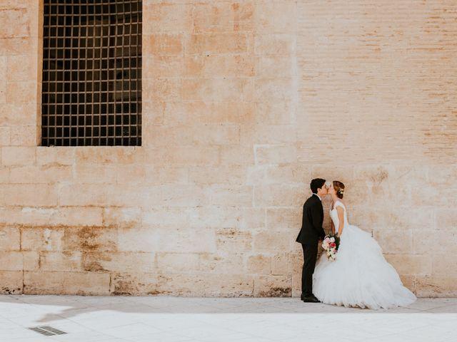 La boda de Ángel y María en Valencia, Valencia 9