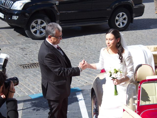 La boda de Irene y Manu en Lepe, Huelva 1