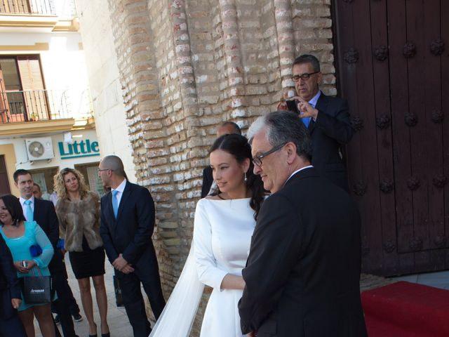 La boda de Irene y Manu en Lepe, Huelva 4