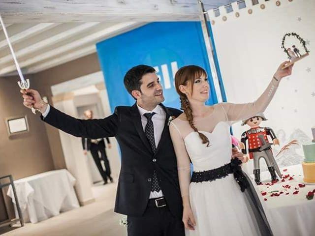 La boda de Ignacio y Esther en Xàbia/jávea, Alicante 10