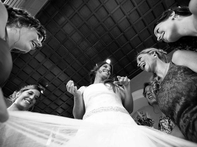 La boda de Álvaro y Ana en Granada, Granada 1