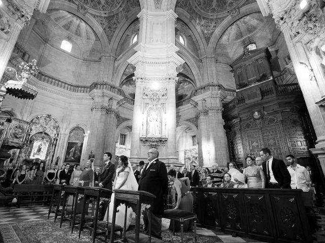 La boda de Álvaro y Ana en Granada, Granada 19