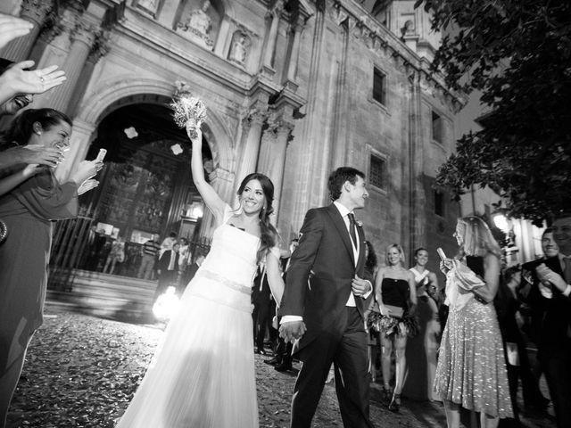 La boda de Álvaro y Ana en Granada, Granada 20