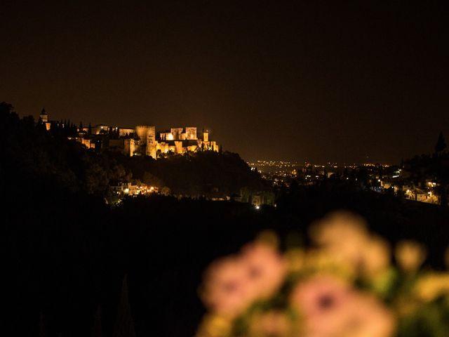 La boda de Álvaro y Ana en Granada, Granada 23