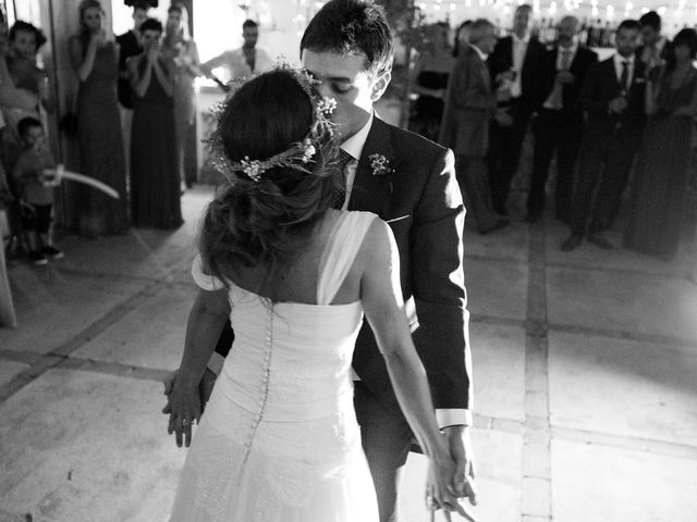La boda de Álvaro y Ana en Granada, Granada 28