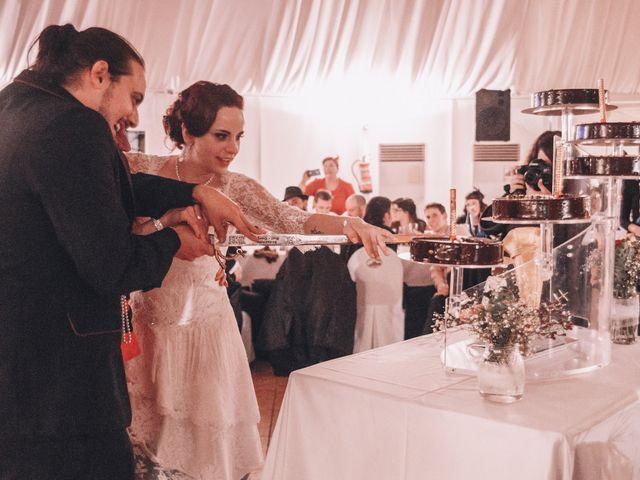 La boda de Pedro y Laura en Petrer, Alicante 1