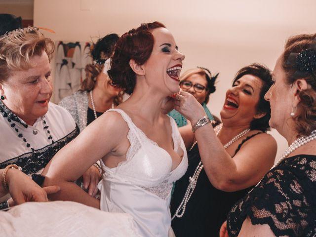 La boda de Pedro y Laura en Petrer, Alicante 27