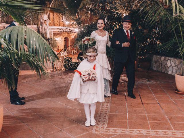 La boda de Pedro y Laura en Petrer, Alicante 24