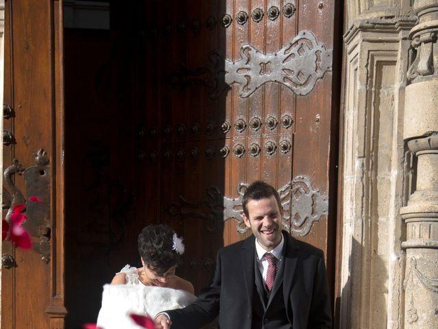 La boda de Dani y Ana en Burgos, Burgos 13
