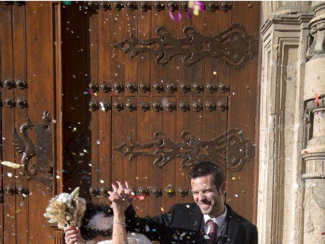 La boda de Dani y Ana en Burgos, Burgos 14
