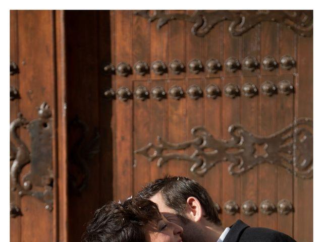 La boda de Dani y Ana en Burgos, Burgos 15