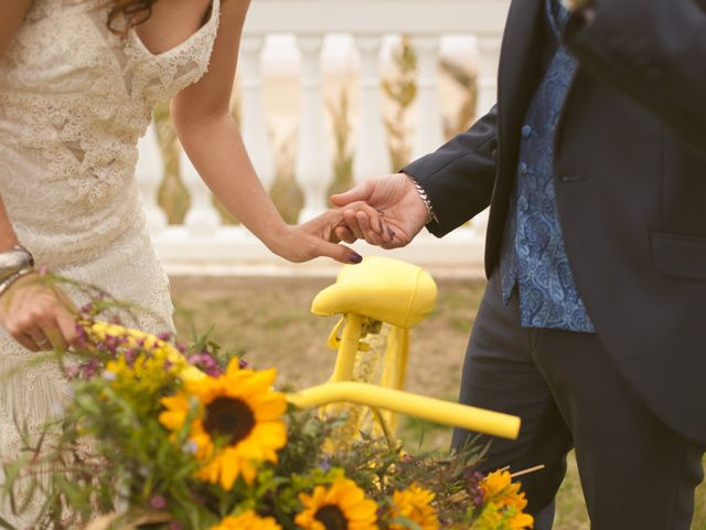 La boda de Estefania y Desi