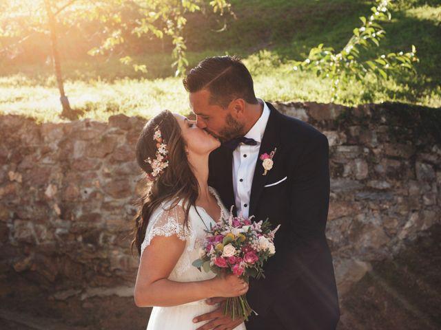 La boda de Cecilia y Hernán