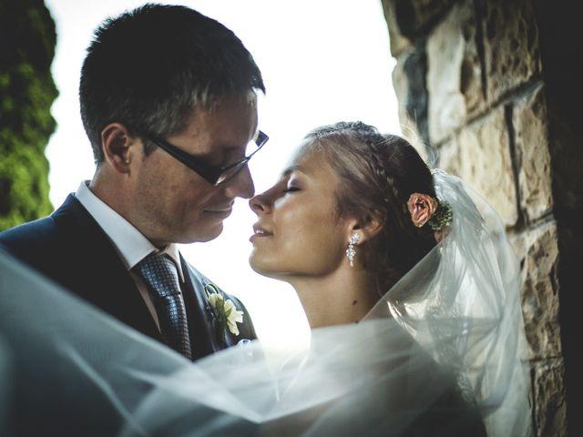 La boda de Paulina y Federico
