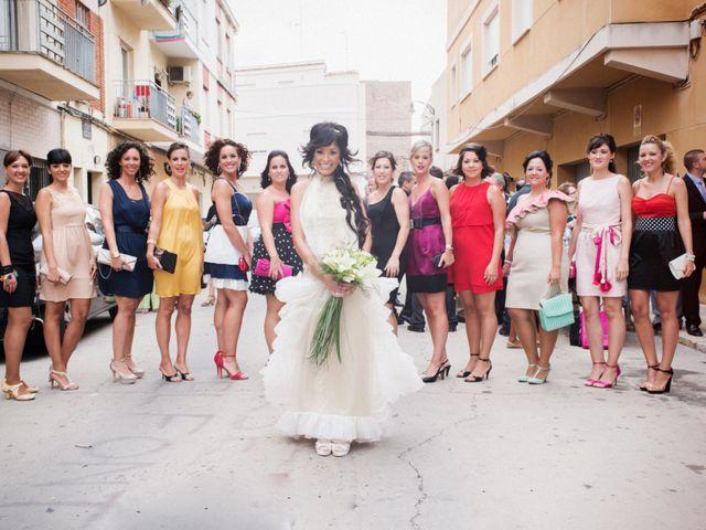 La boda de Oscar y Gemma en Alzira, Valencia 13