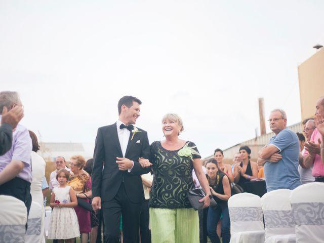 La boda de Oscar y Gemma en Alzira, Valencia 15