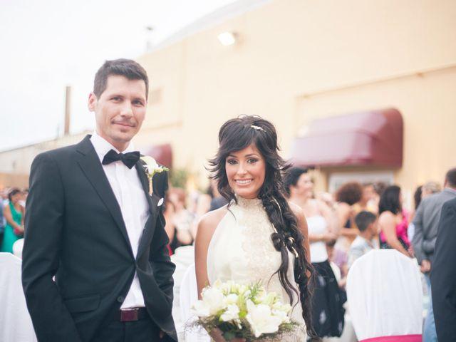 La boda de Oscar y Gemma en Alzira, Valencia 16