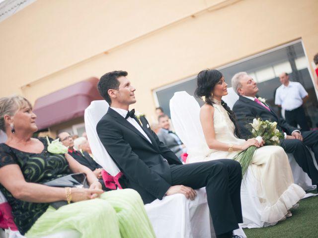 La boda de Oscar y Gemma en Alzira, Valencia 17