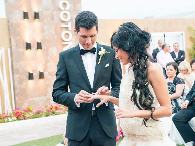 La boda de Oscar y Gemma en Alzira, Valencia 18