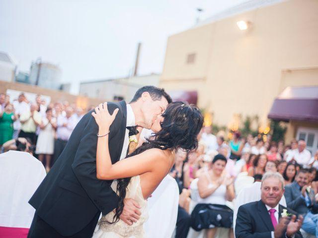 La boda de Oscar y Gemma en Alzira, Valencia 19