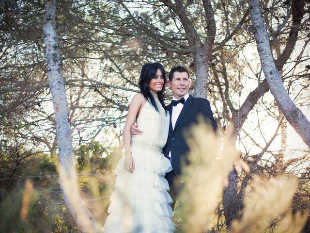 La boda de Oscar y Gemma en Alzira, Valencia 22