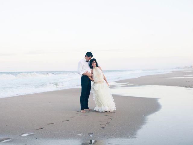 La boda de Oscar y Gemma en Alzira, Valencia 23