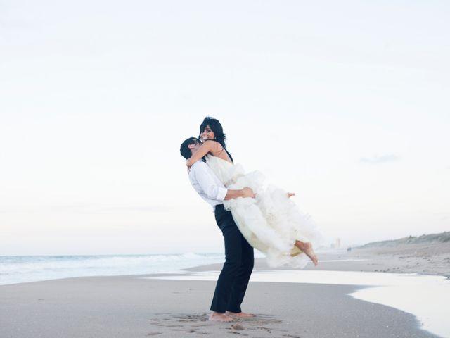 La boda de Oscar y Gemma en Alzira, Valencia 25