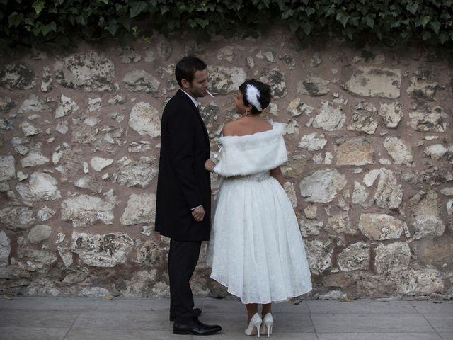 La boda de Dani y Ana en Burgos, Burgos 18
