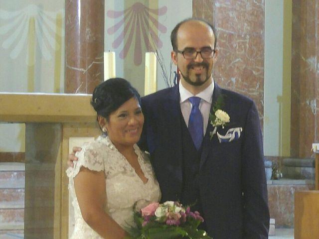 La boda de Alfonso y María del Pilar en L' Hospitalet De Llobregat, Barcelona 2