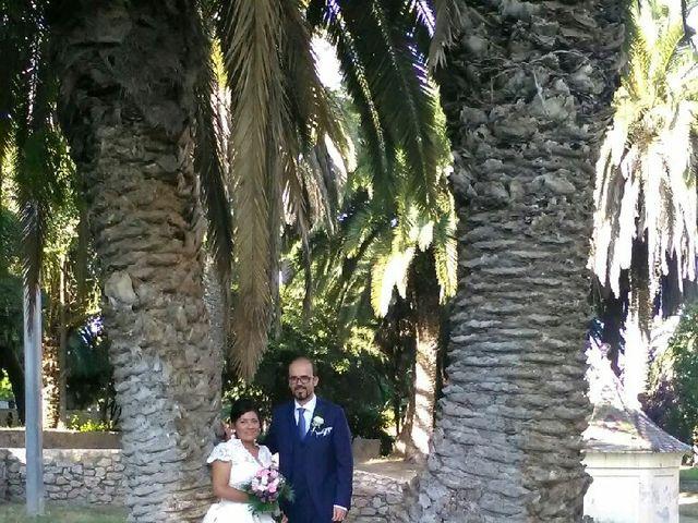 La boda de Alfonso y María del Pilar en L' Hospitalet De Llobregat, Barcelona 1
