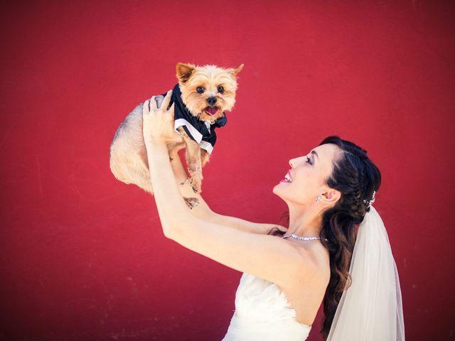 La boda de Eloy y Rocío en San Lorenzo De El Escorial, Madrid 20