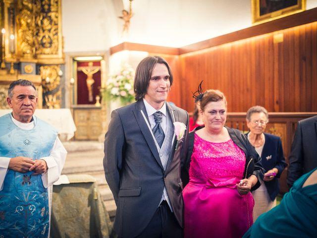 La boda de Eloy y Rocío en San Lorenzo De El Escorial, Madrid 23