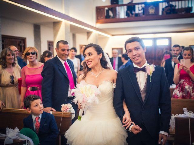 La boda de Eloy y Rocío en San Lorenzo De El Escorial, Madrid 24