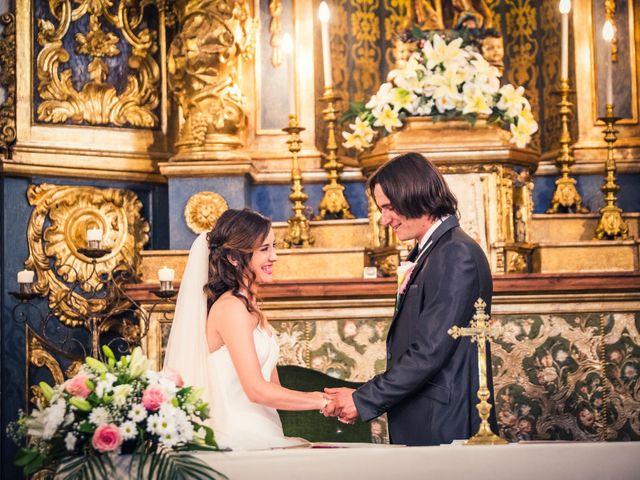 La boda de Eloy y Rocío en San Lorenzo De El Escorial, Madrid 25