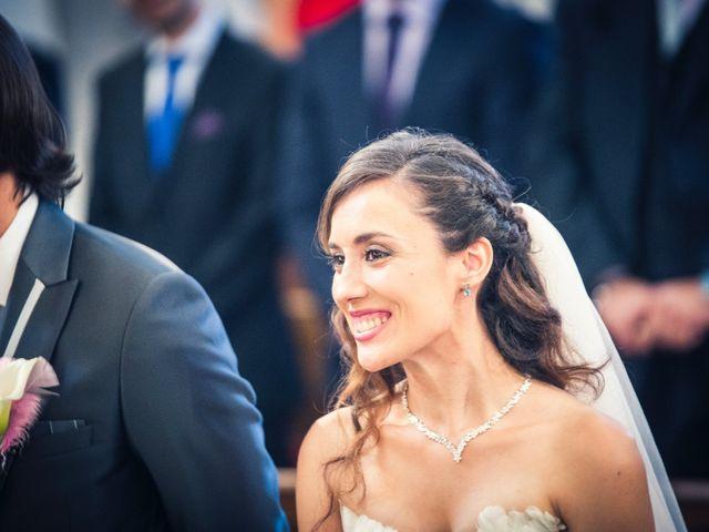 La boda de Eloy y Rocío en San Lorenzo De El Escorial, Madrid 26