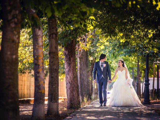 La boda de Eloy y Rocío en San Lorenzo De El Escorial, Madrid 30