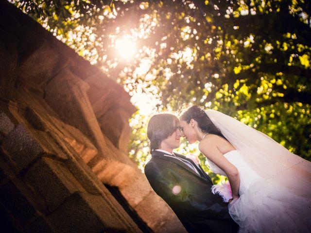La boda de Eloy y Rocío en San Lorenzo De El Escorial, Madrid 31