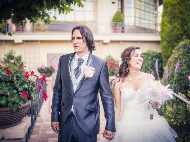 La boda de Eloy y Rocío en San Lorenzo De El Escorial, Madrid 34