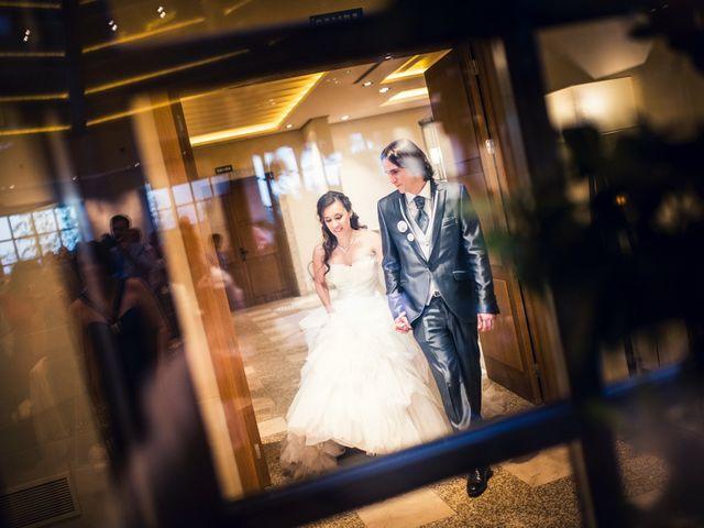 La boda de Eloy y Rocío en San Lorenzo De El Escorial, Madrid 38