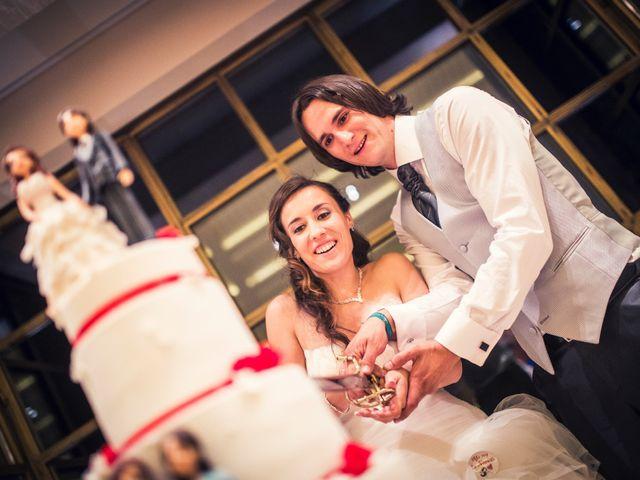 La boda de Eloy y Rocío en San Lorenzo De El Escorial, Madrid 41