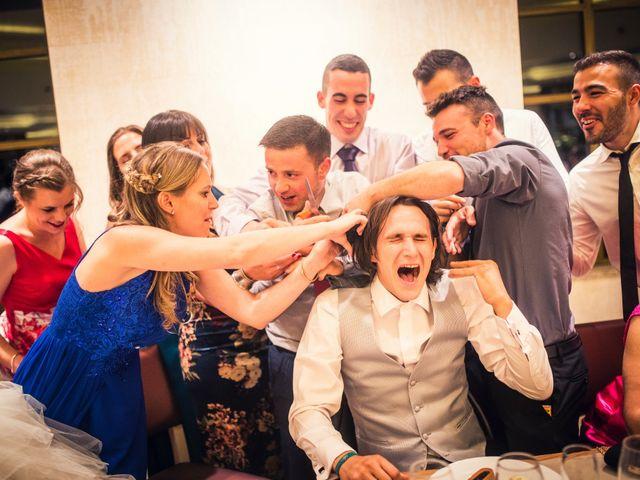 La boda de Eloy y Rocío en San Lorenzo De El Escorial, Madrid 43
