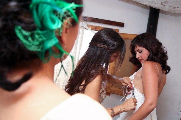 La boda de Miguel y Diana en Sot De Chera, Valencia 4