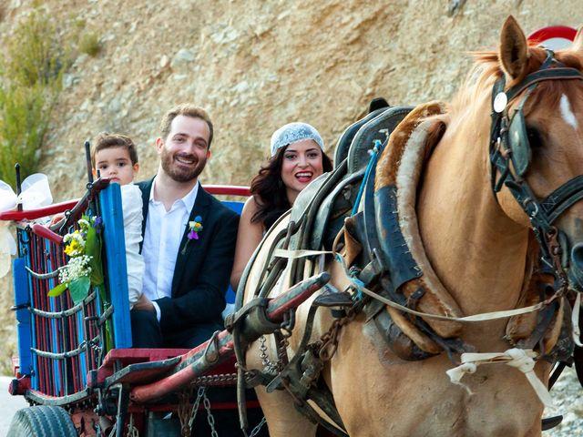La boda de Miguel y Diana en Sot De Chera, Valencia 6