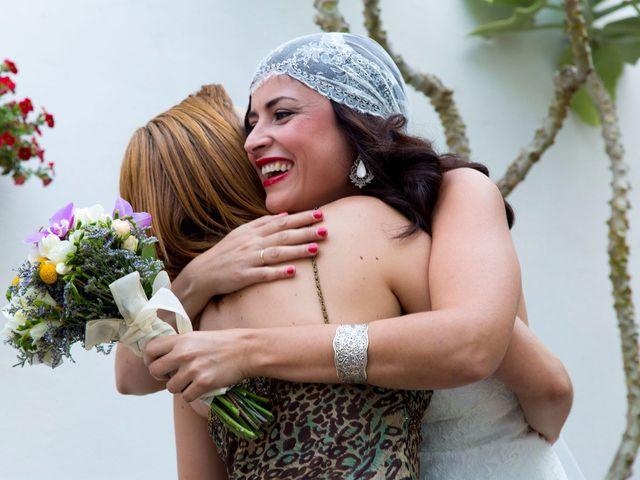 La boda de Miguel y Diana en Sot De Chera, Valencia 7